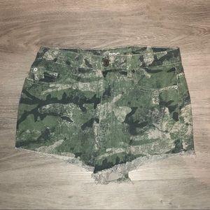 BDG camouflage shirt